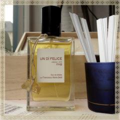 Parfum artisanal 100% naturel